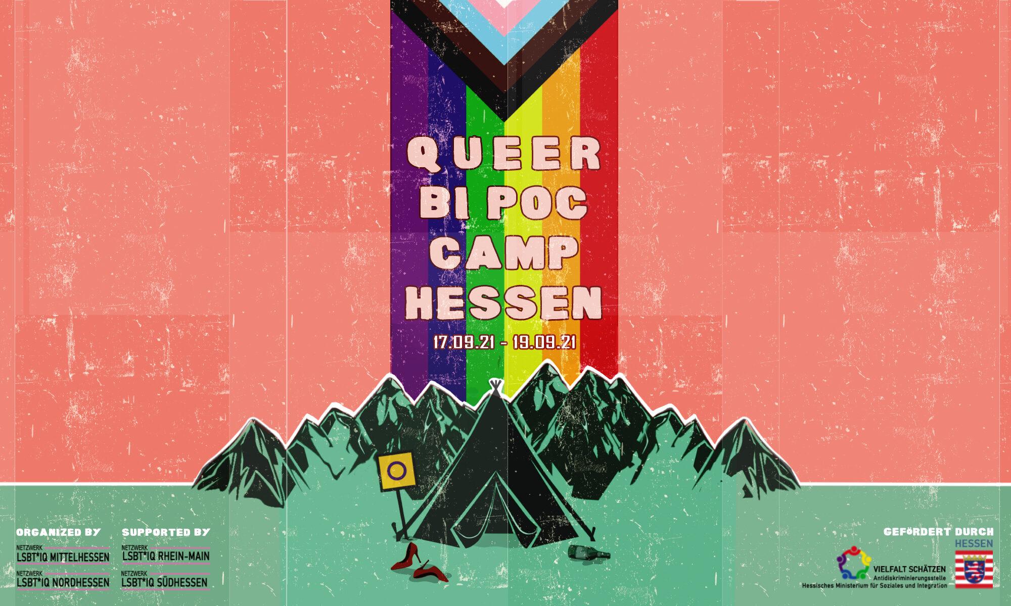 Queeres BI PoC Camp Hessen